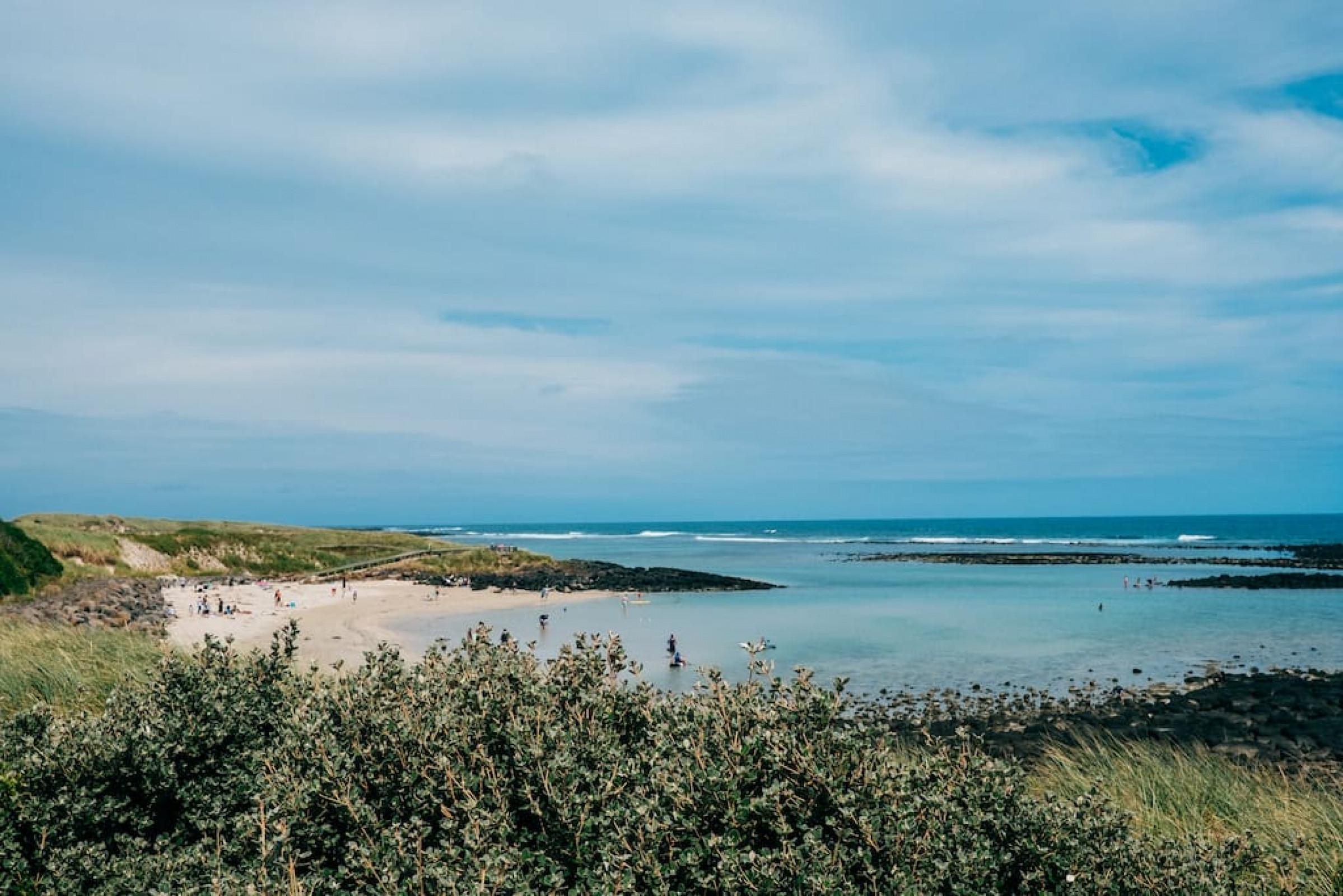 Dunes - elegant beach villa with huge swim spa