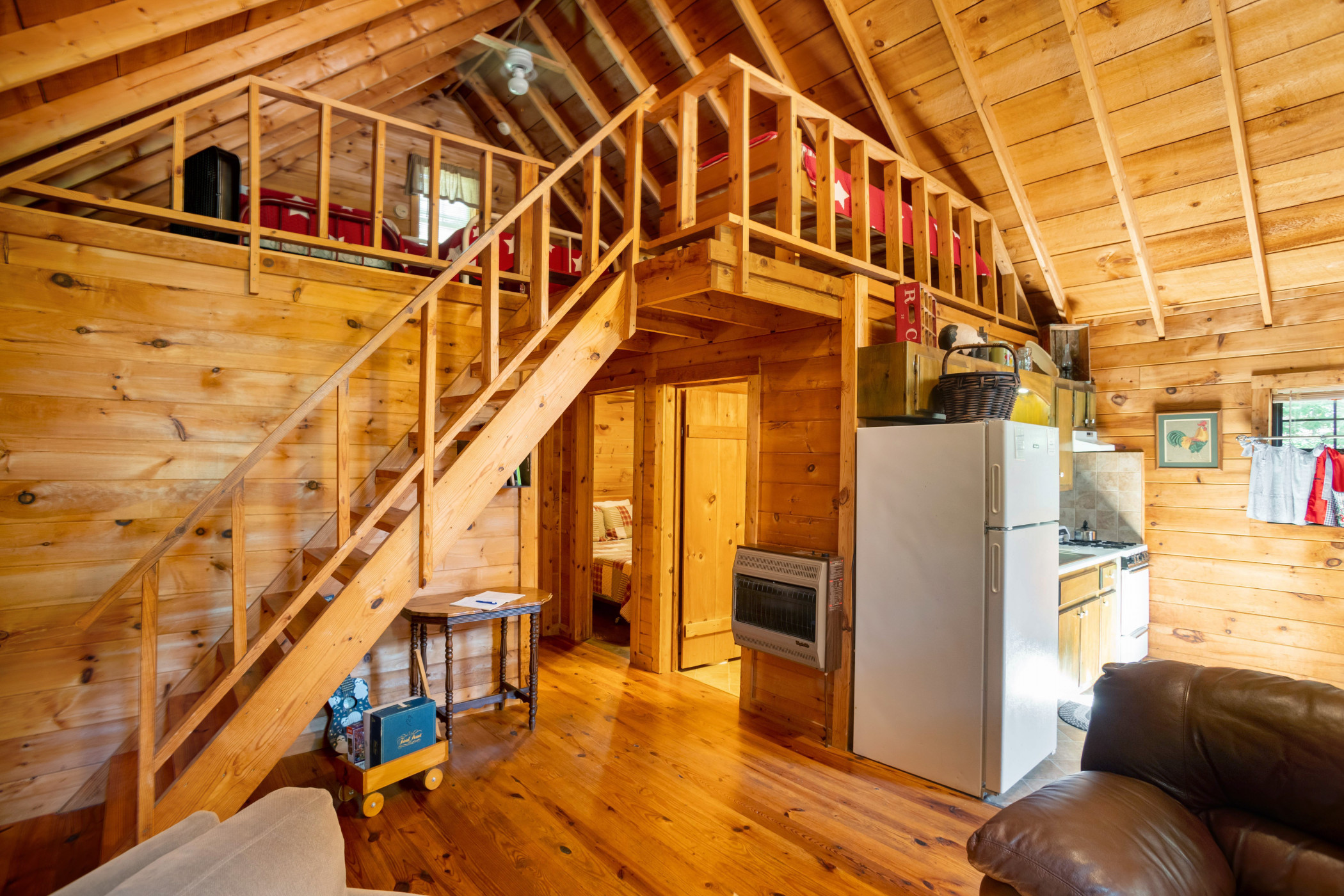 The Cabins at Copperhill - Cabin #1