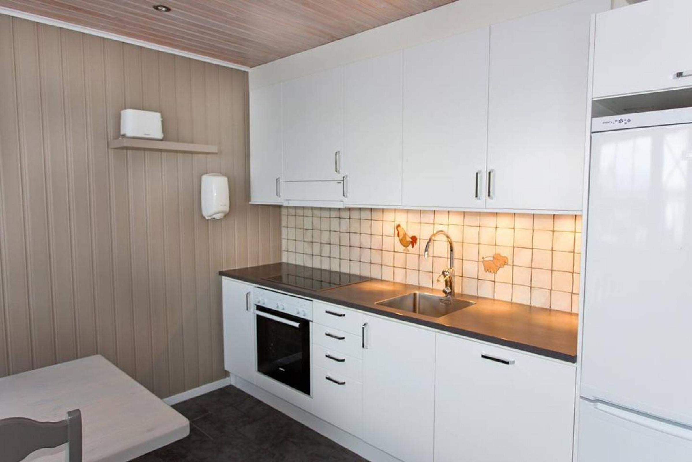Tafeltinden: Five-Bedroom-Cottage