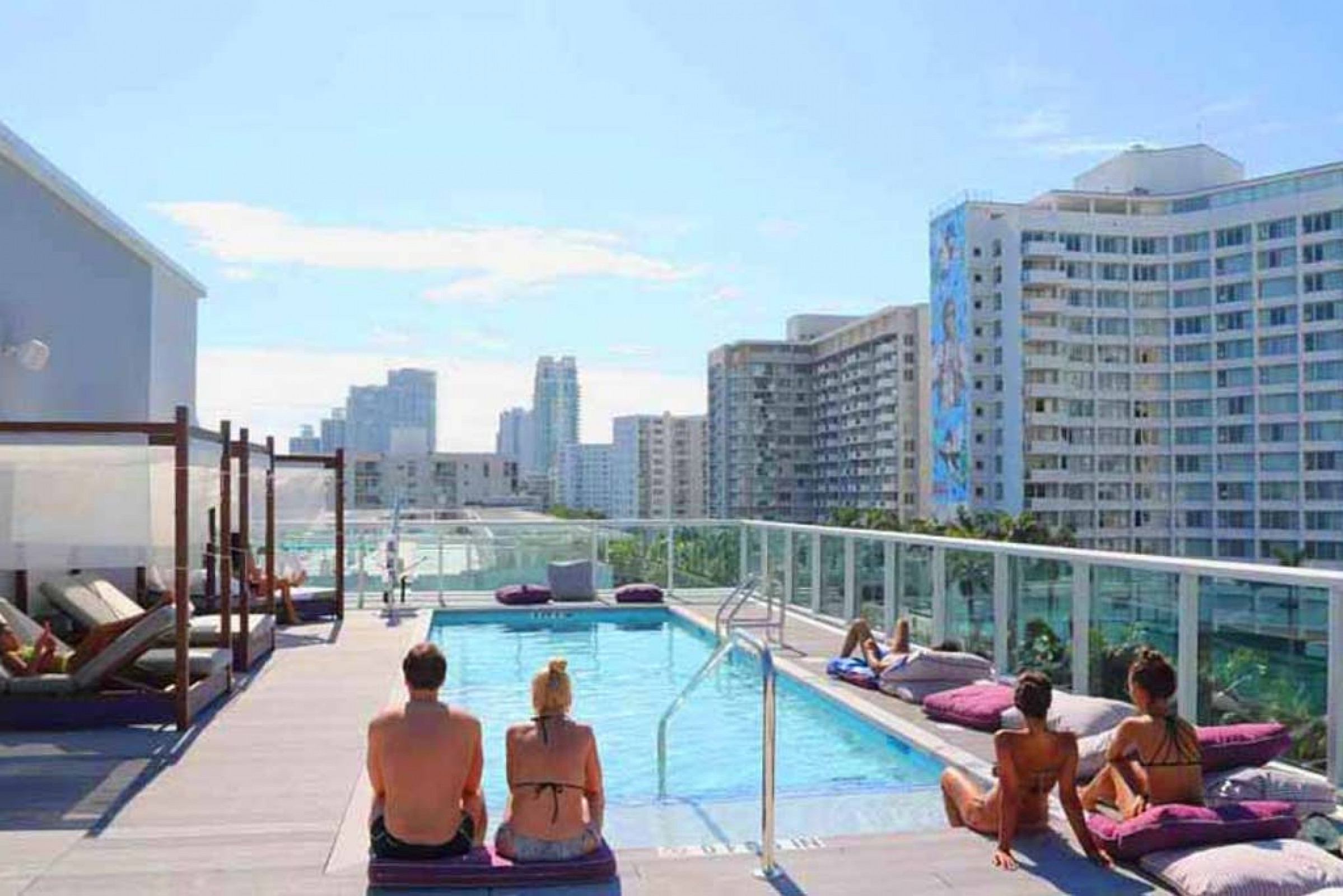 1215 West 26 · Modern Boutique W/Balcony, Rooftop Pool 26