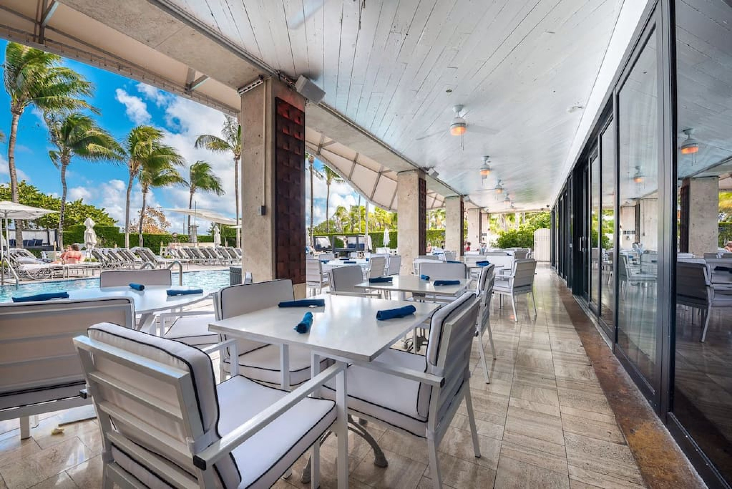 101 Ocean Drive · South of 5th Oceanfront  W/Balcony & Beach Access