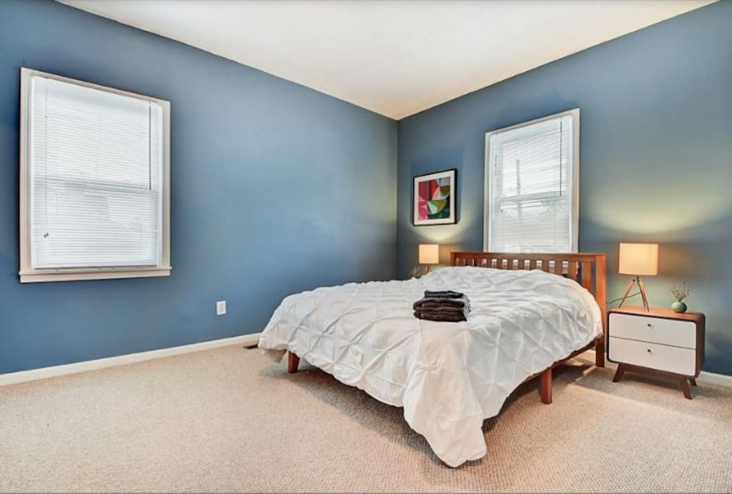 Amazing 3BR Home with W/D, Patio and Parking!