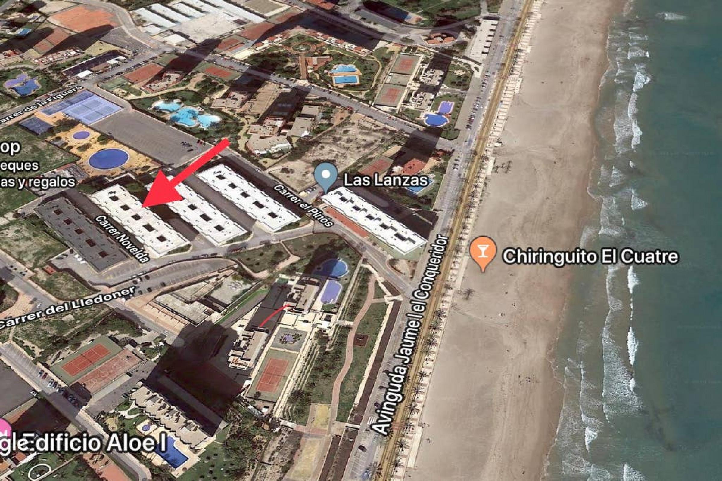 Las Lanzas Appartment ·  El Campello, Playa Muchavista