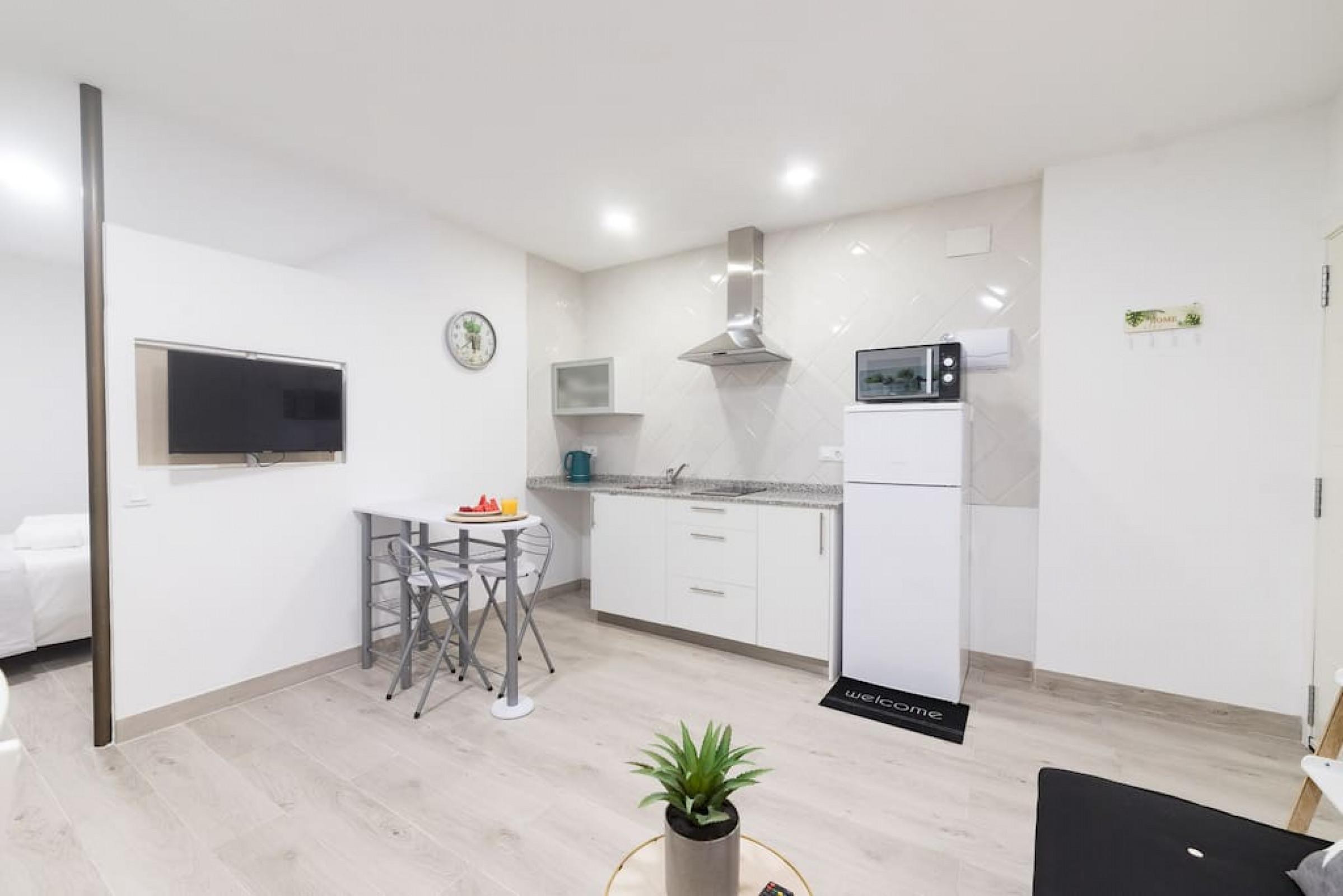 Gral. Serrano 14-B · Moonkey -Apartamento Amaralba B