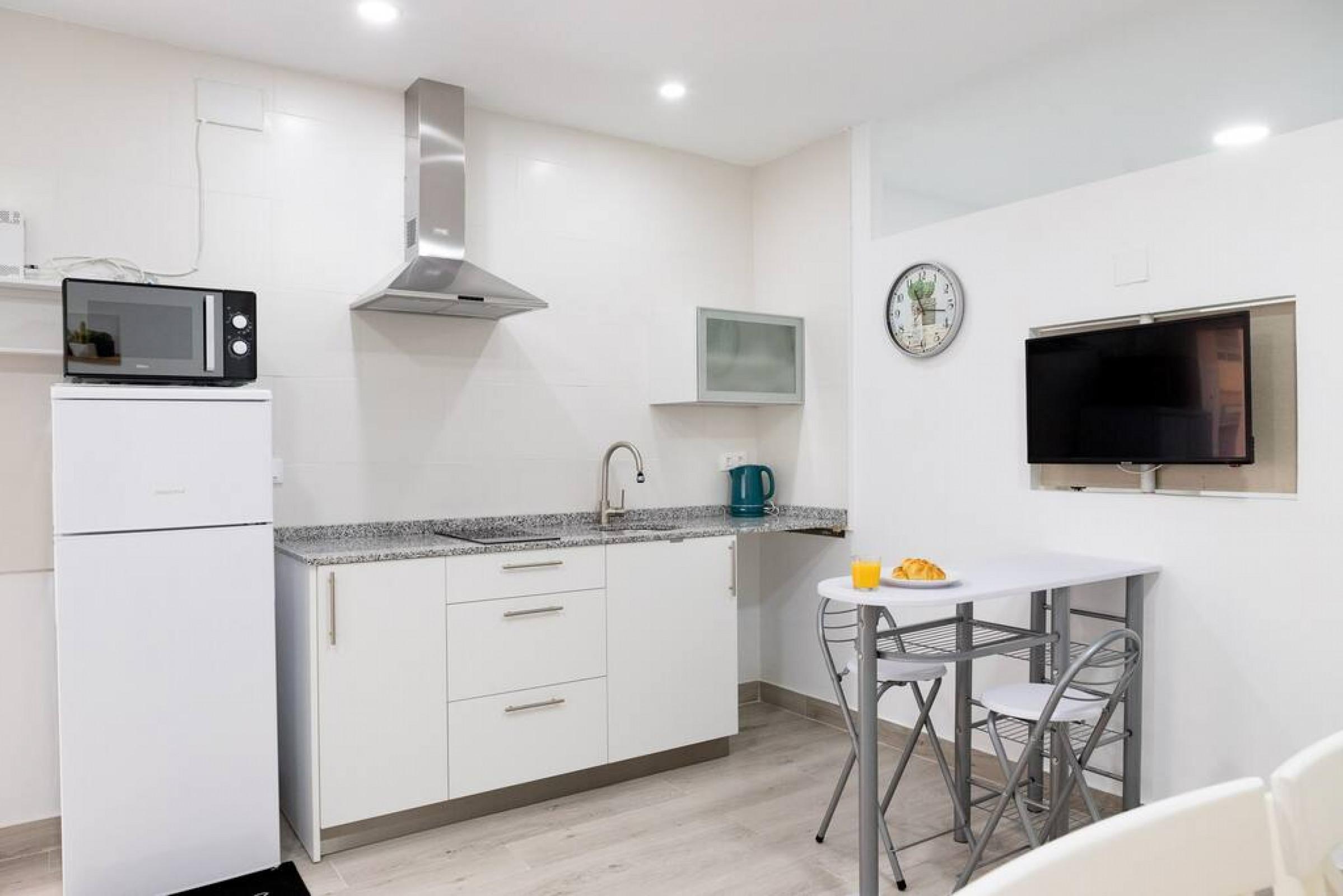 Gral. Serrano 14-A · Moonkey - Apartamento Amaralba A