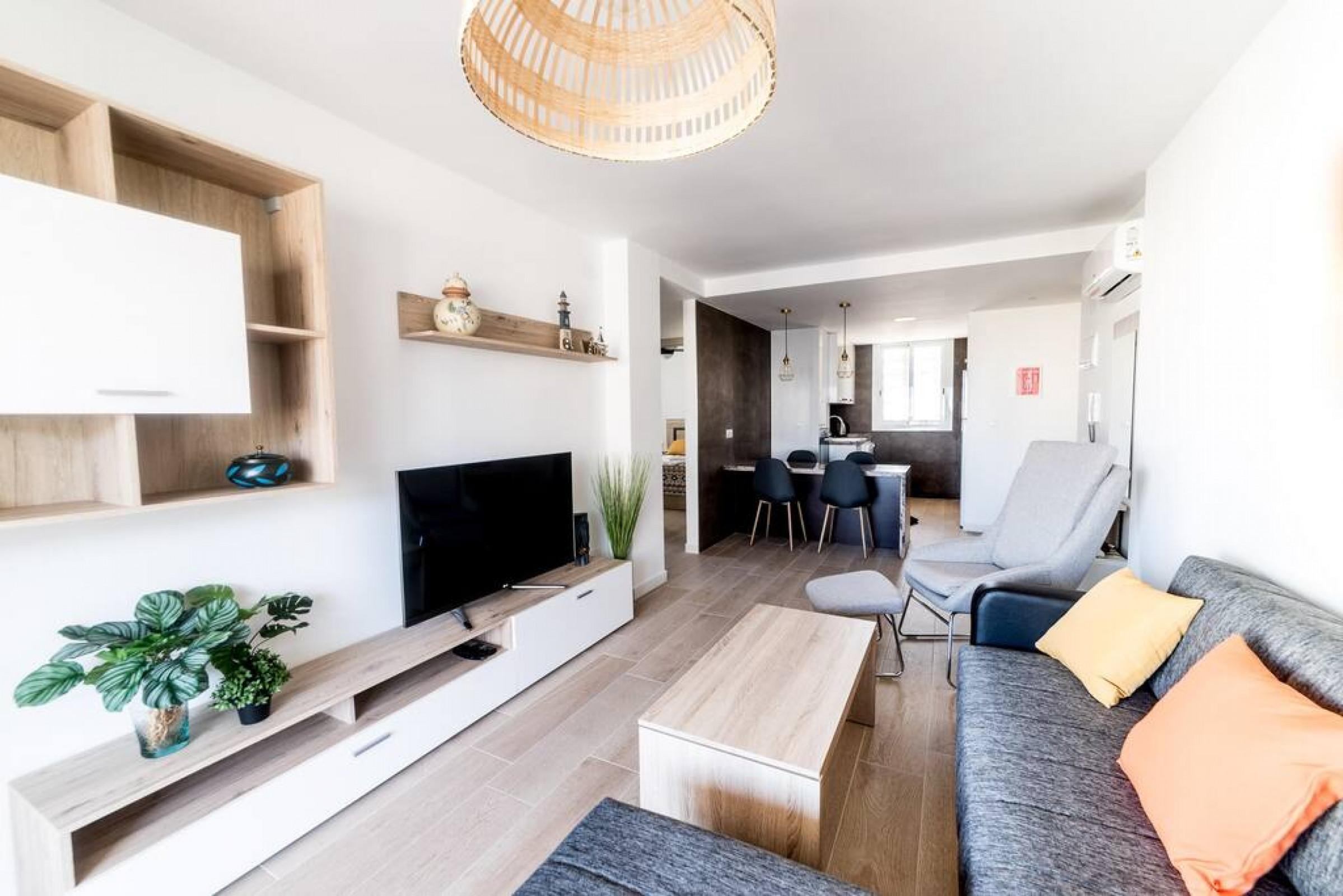 Bruselas - Benidorm · Moonkey - Apartamento Las Naranjas