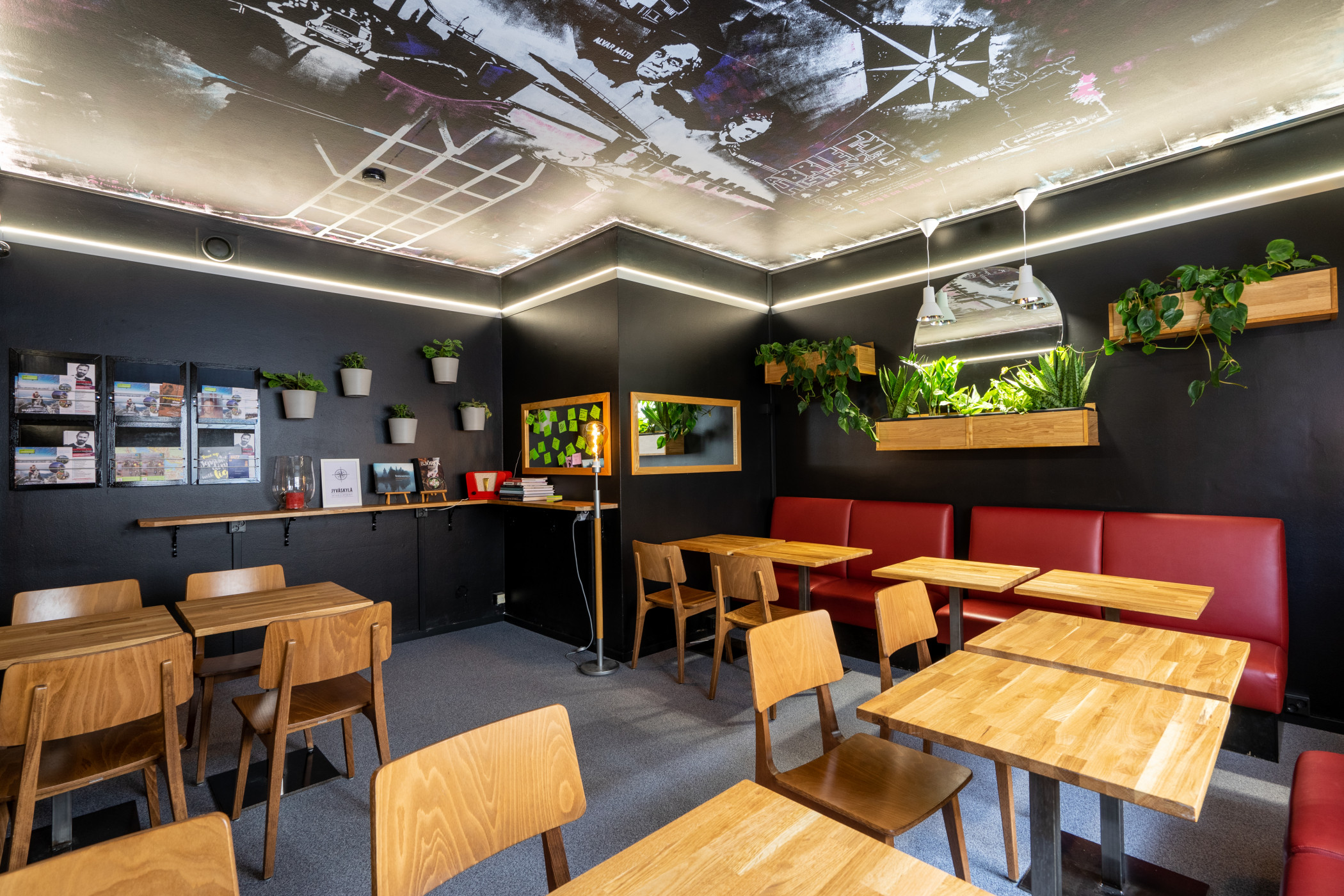Time Hostel private room 1