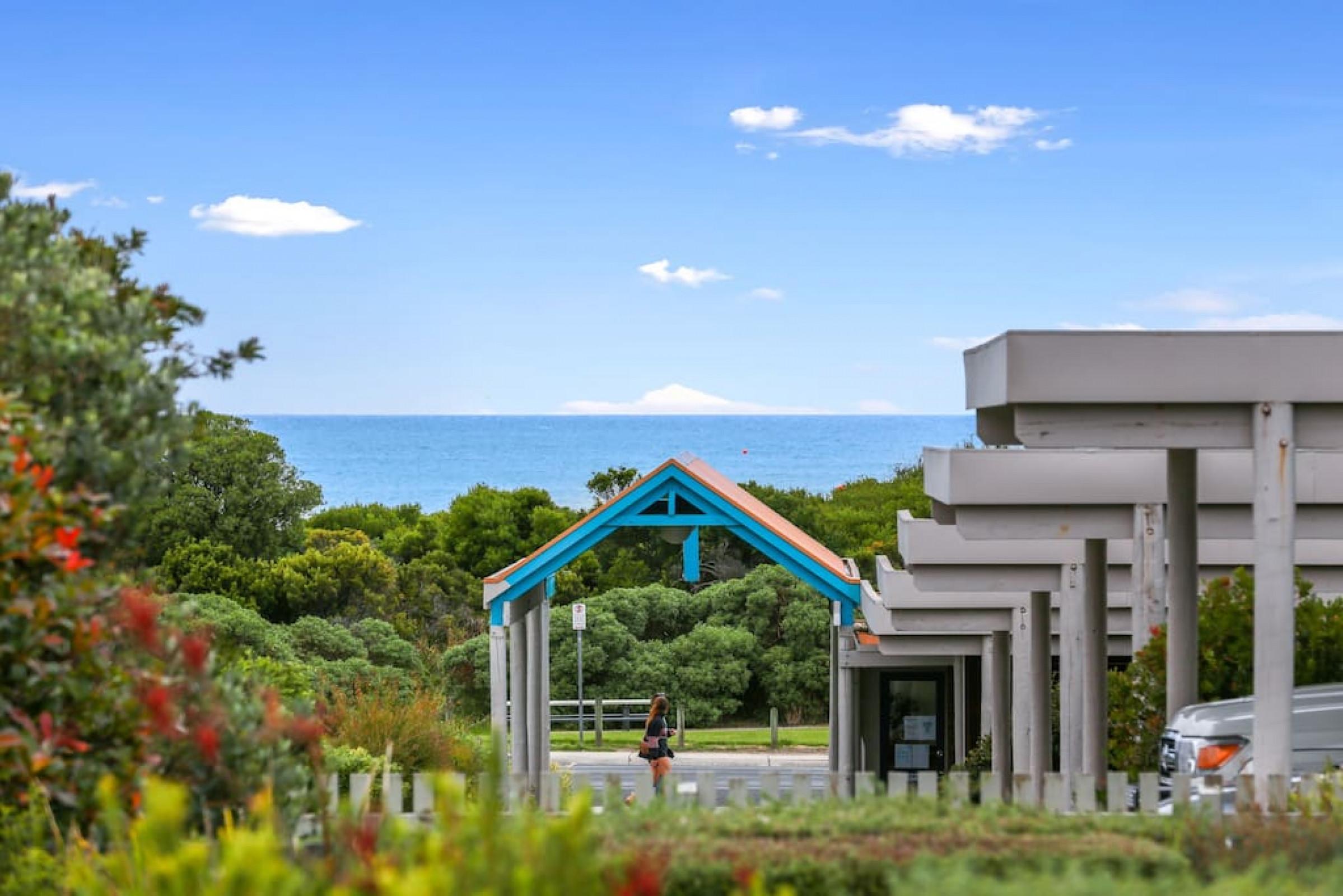 The Bay Beach Studio ~ Ocean View