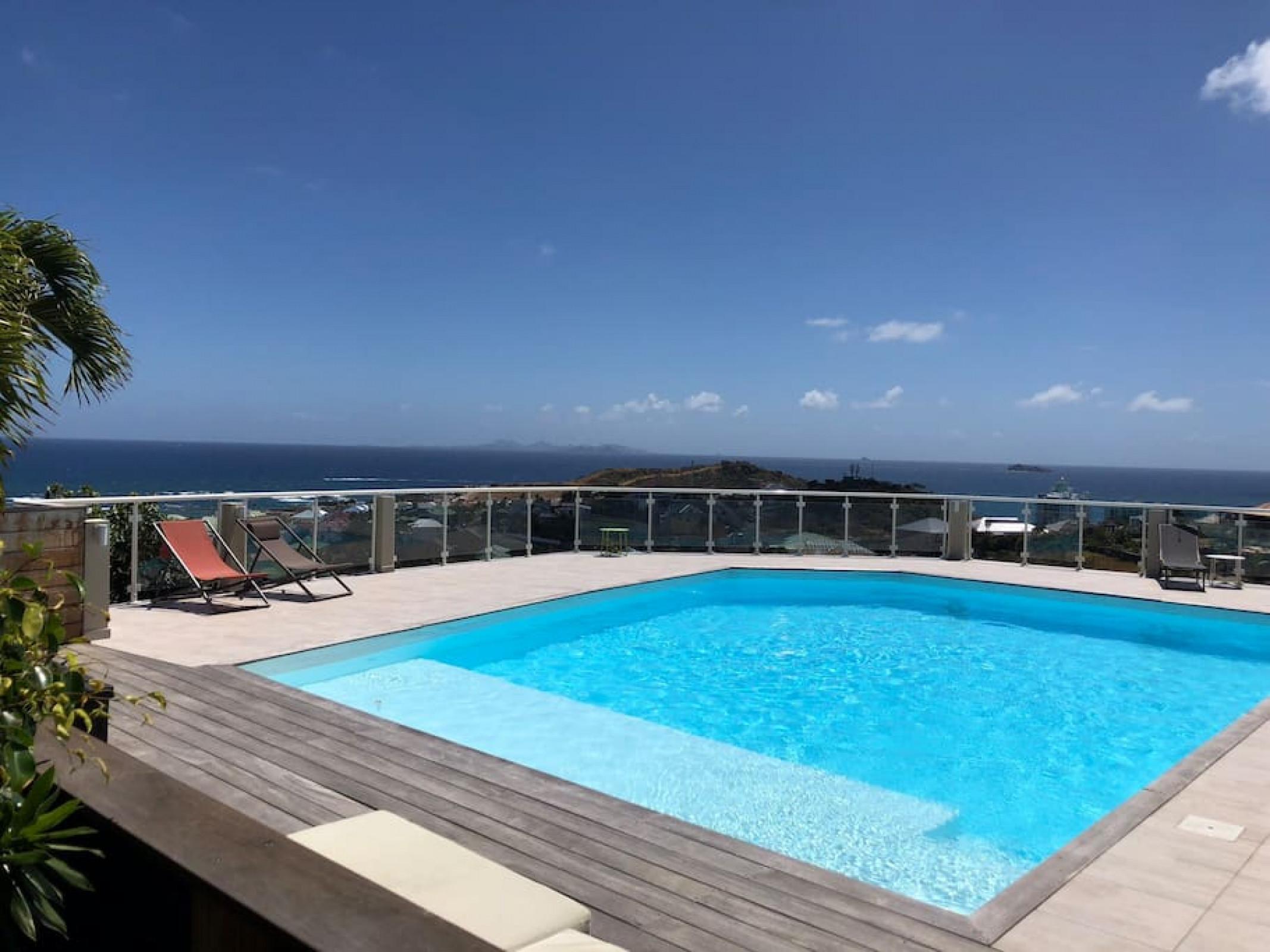 Panorama de rêve sur l'océan V2