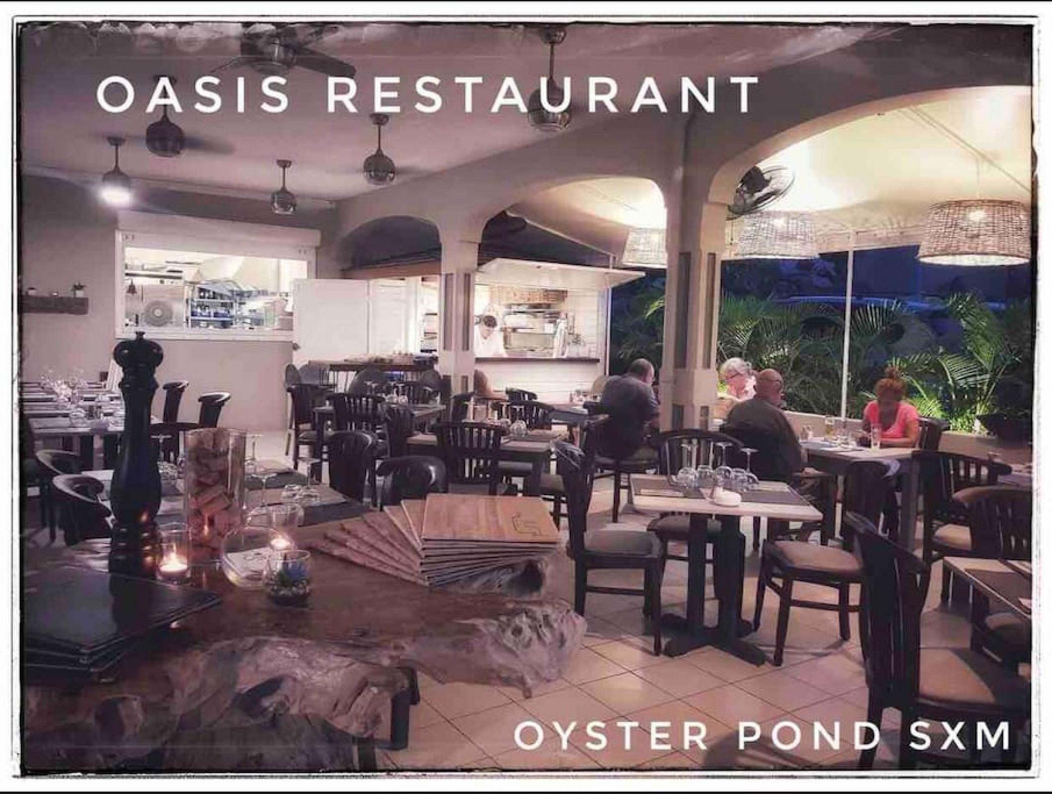 Vue féerique sur les hauteurs d'oyster pond V3