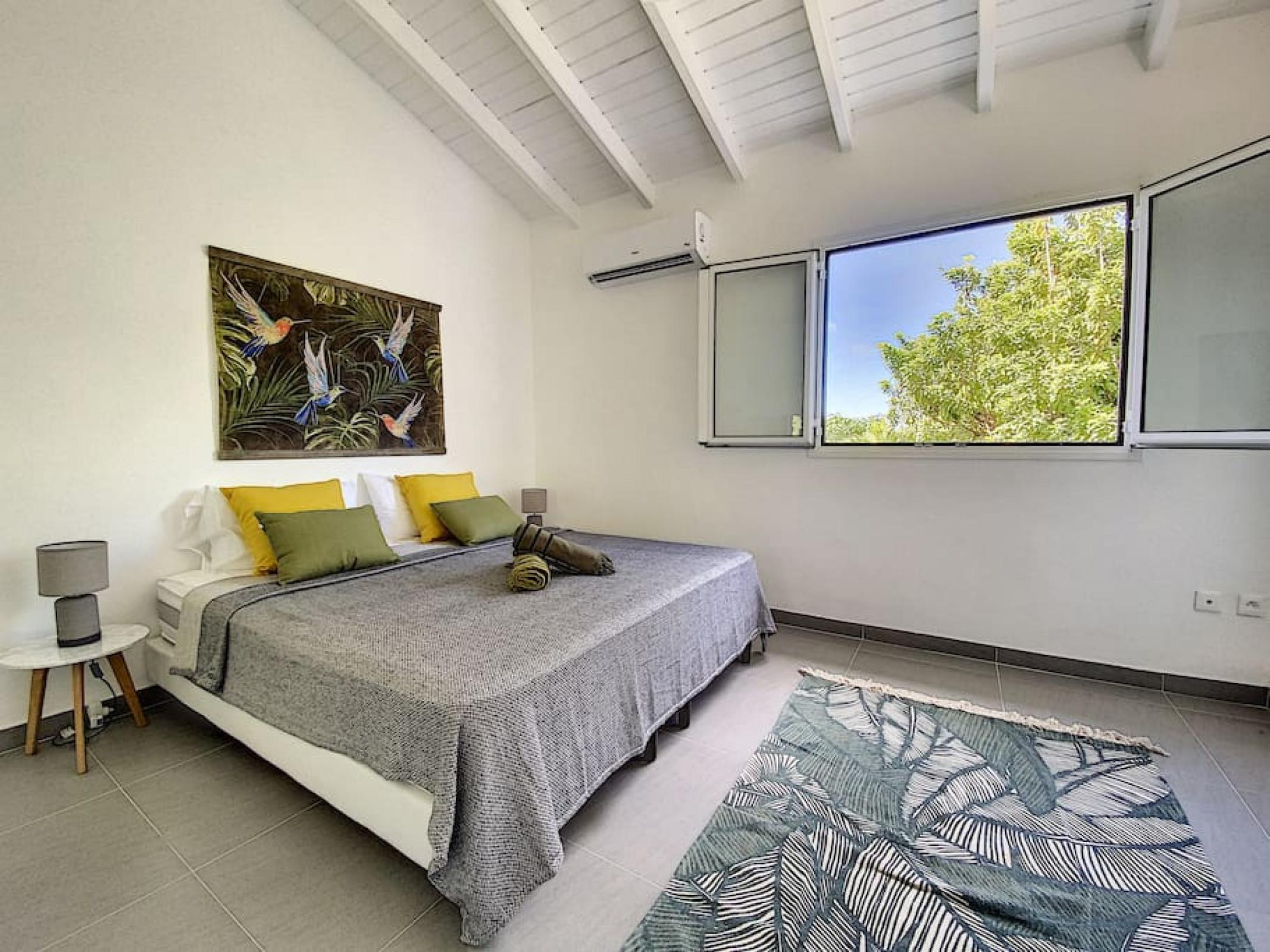 Villa Jungle Paradise, 5' de la plage, dans un environnement sublime