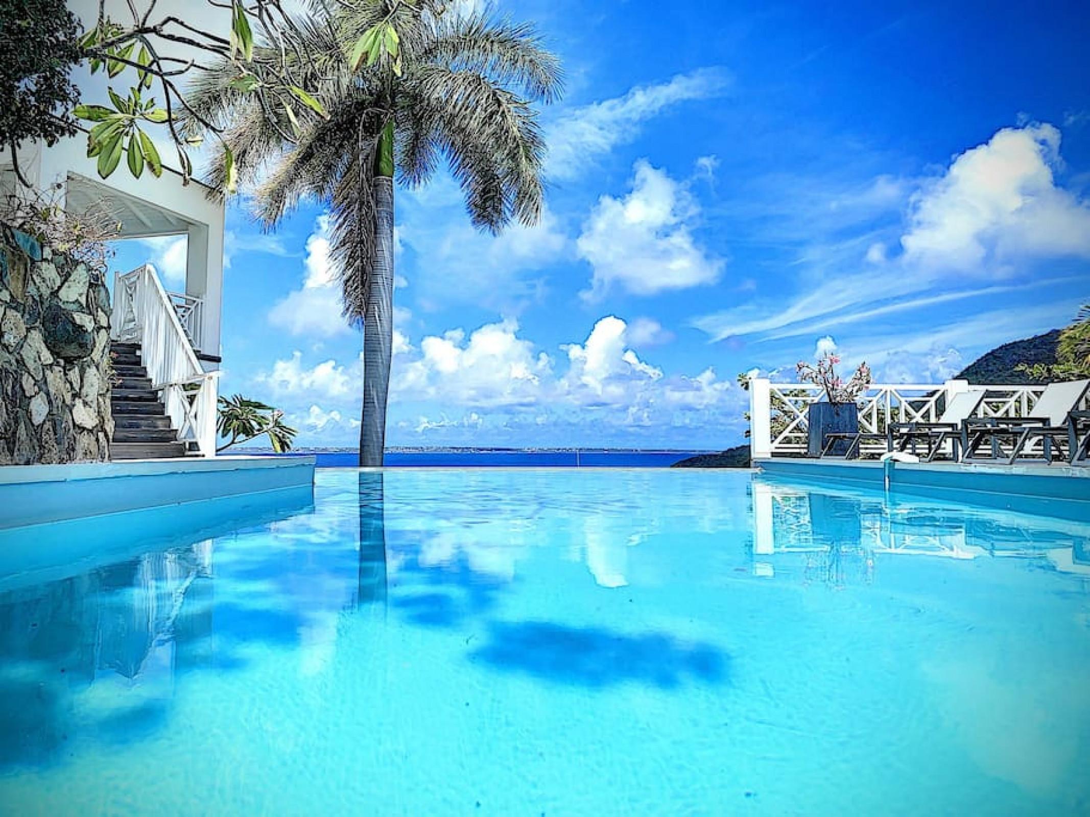 Villa Casa Sand, le luxe à 10' à pieds de la plage