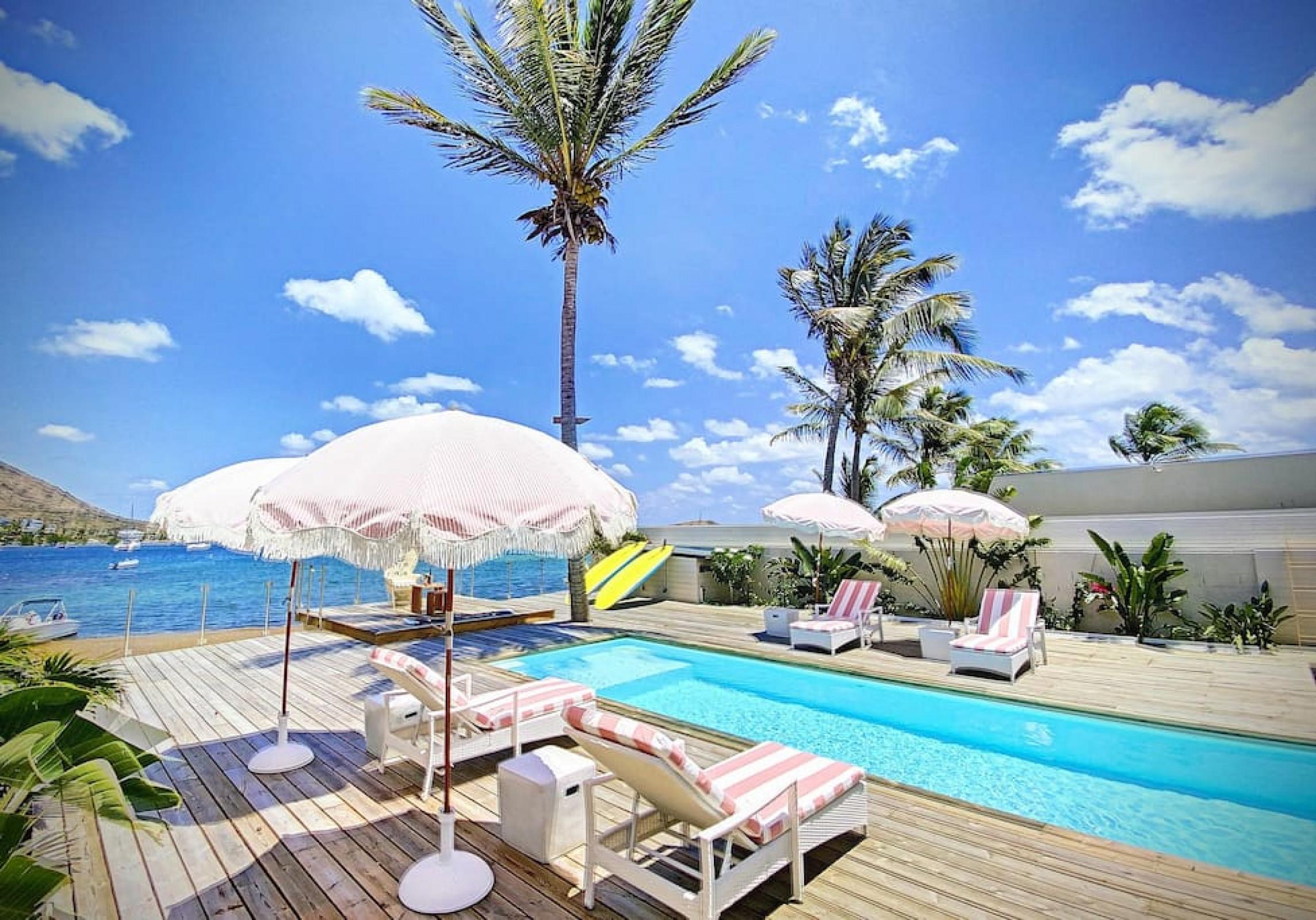 Villa Horizon Lointain . Plage & piscine privée