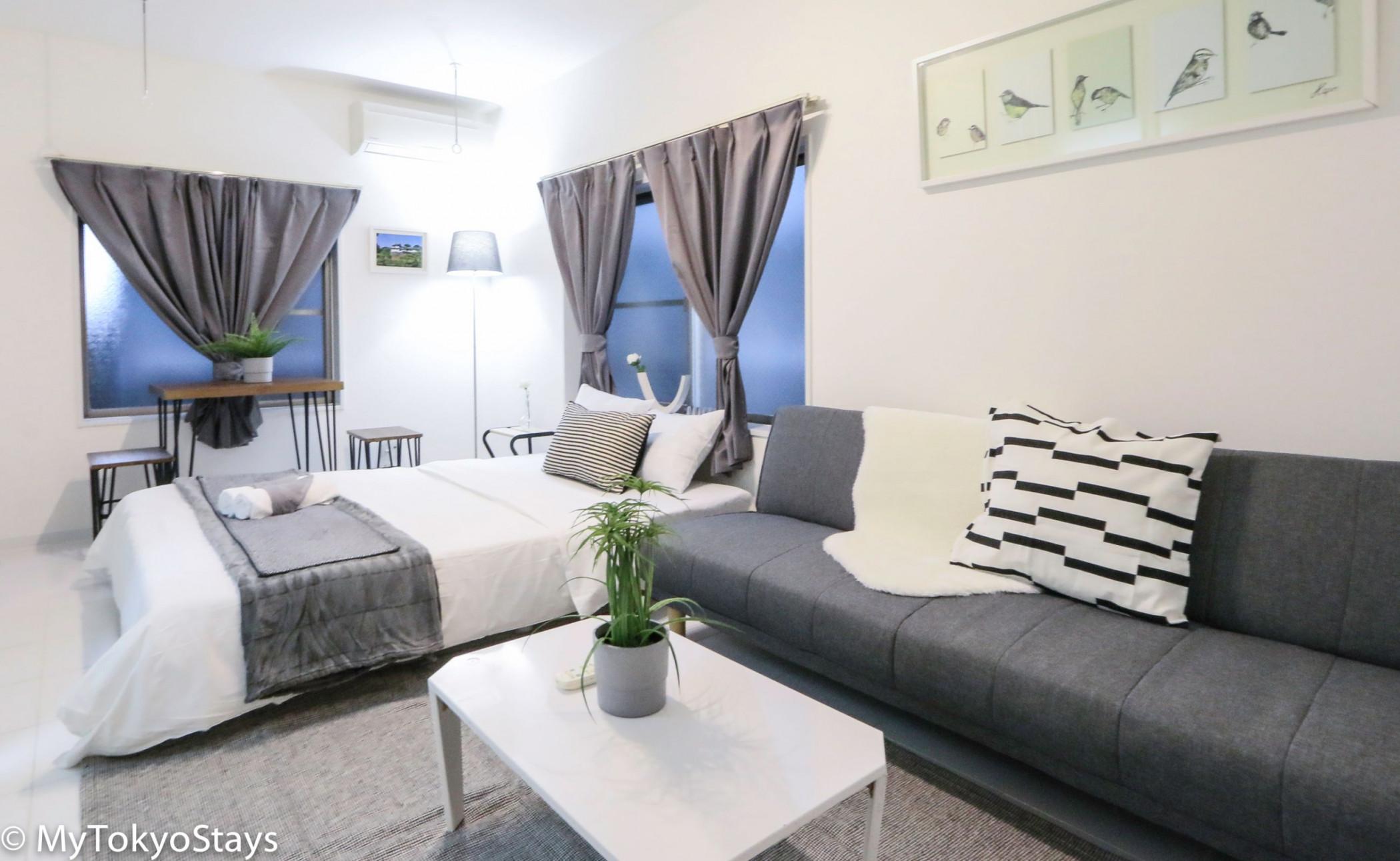 1 Bedroom Aparment Kamiyamacho AF12