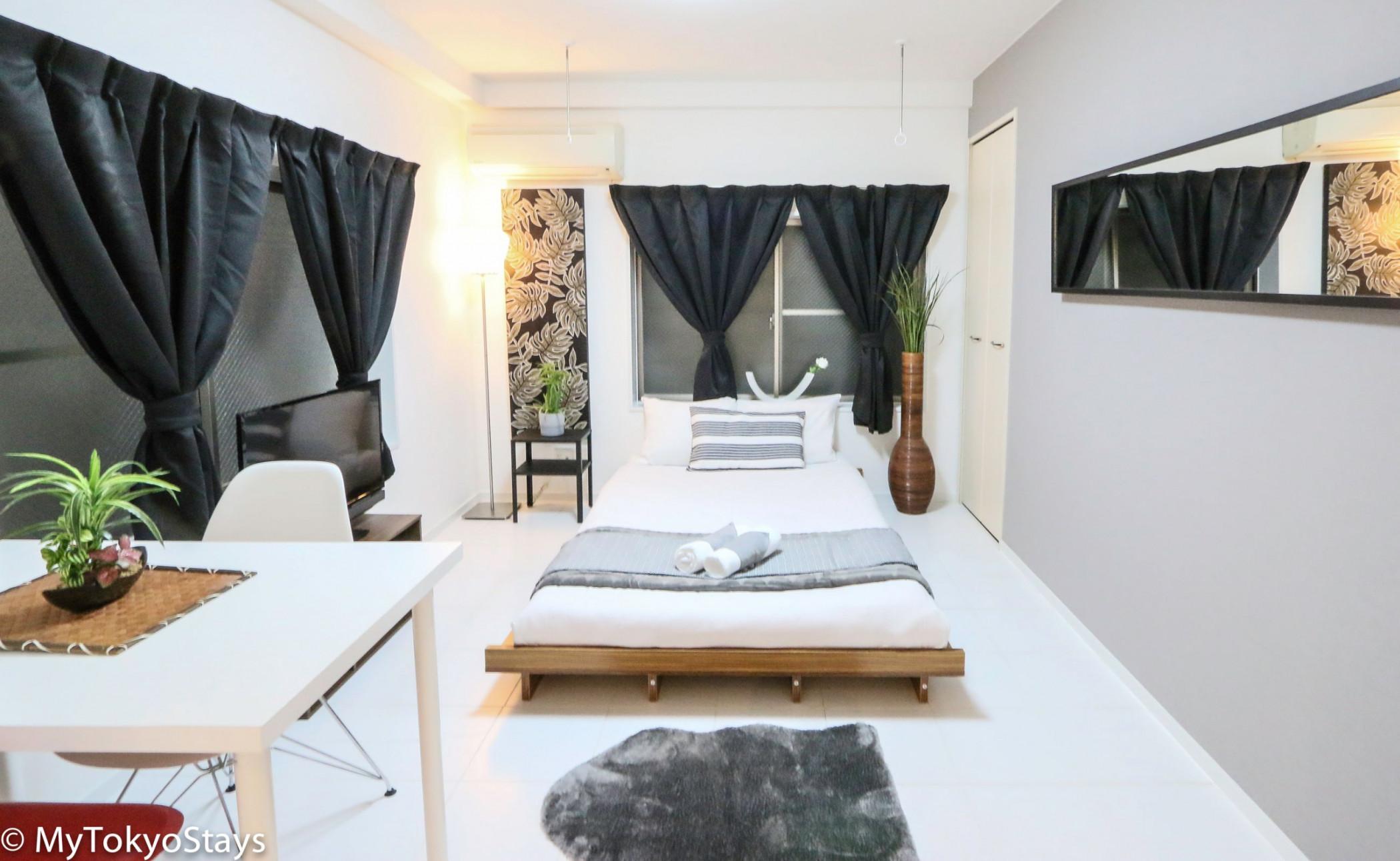 1 Bedroom Aparment Kamiyamacho AF13