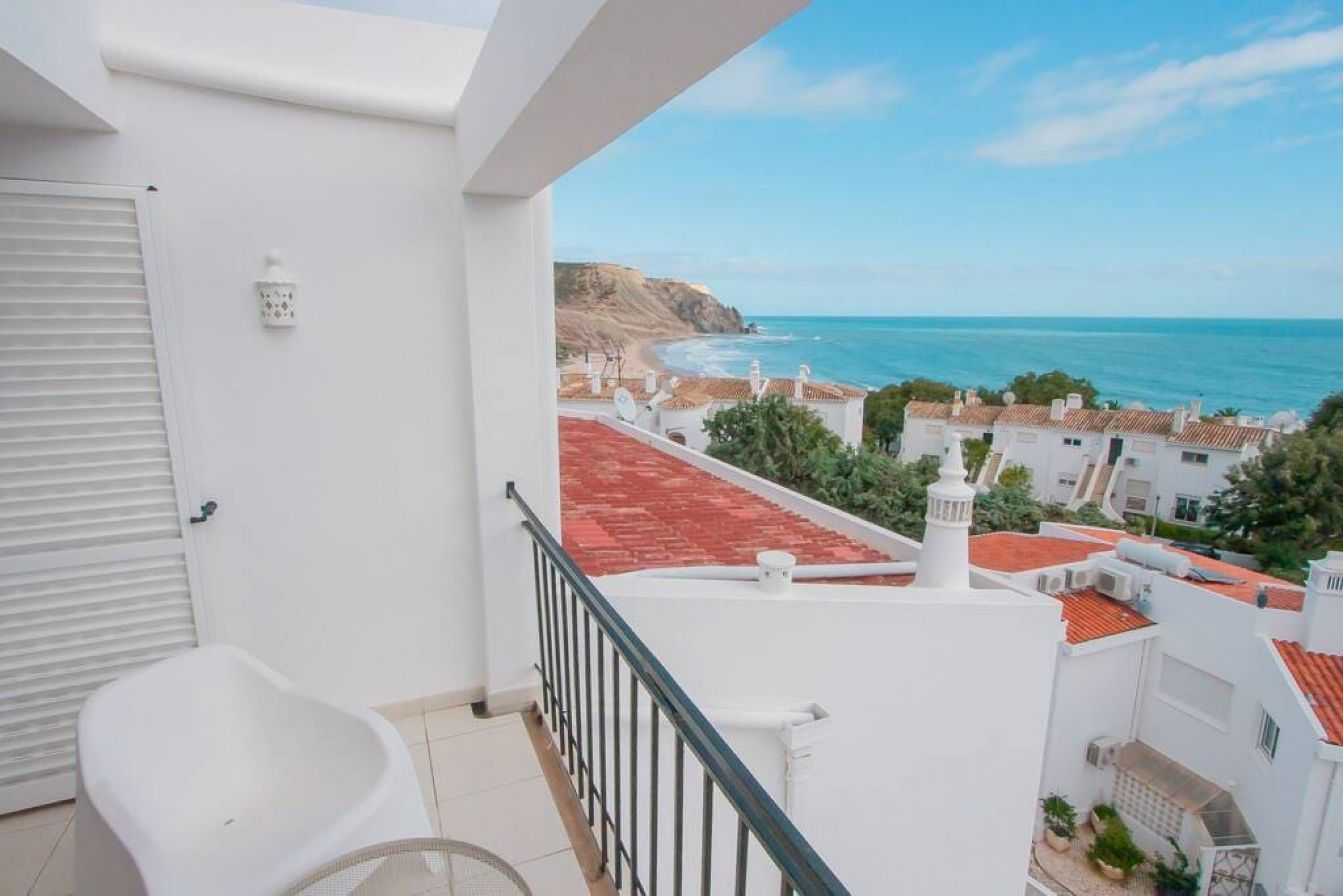 Luztur  Apartment with sea view