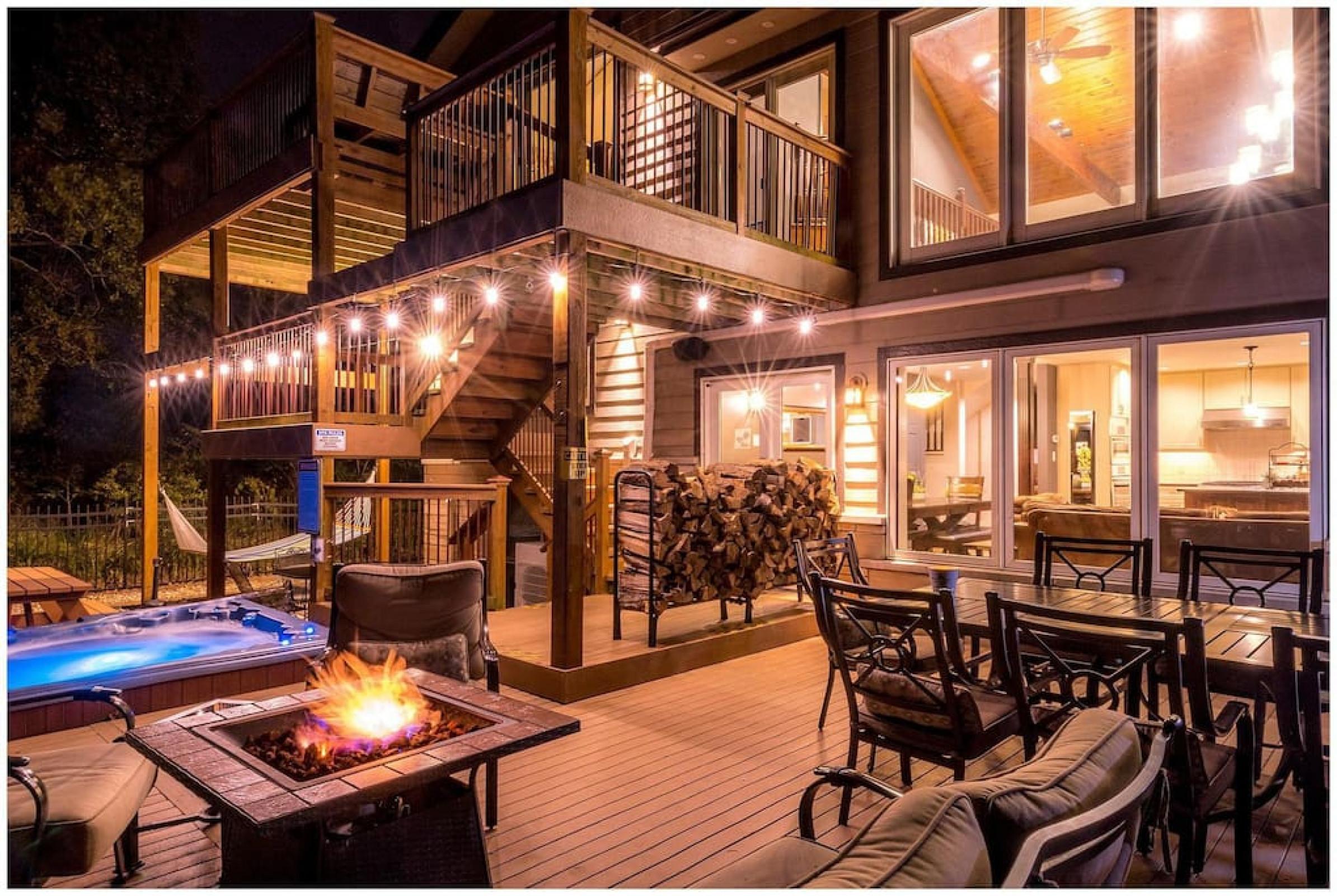 Main House at Miller Beach Dream Retreat