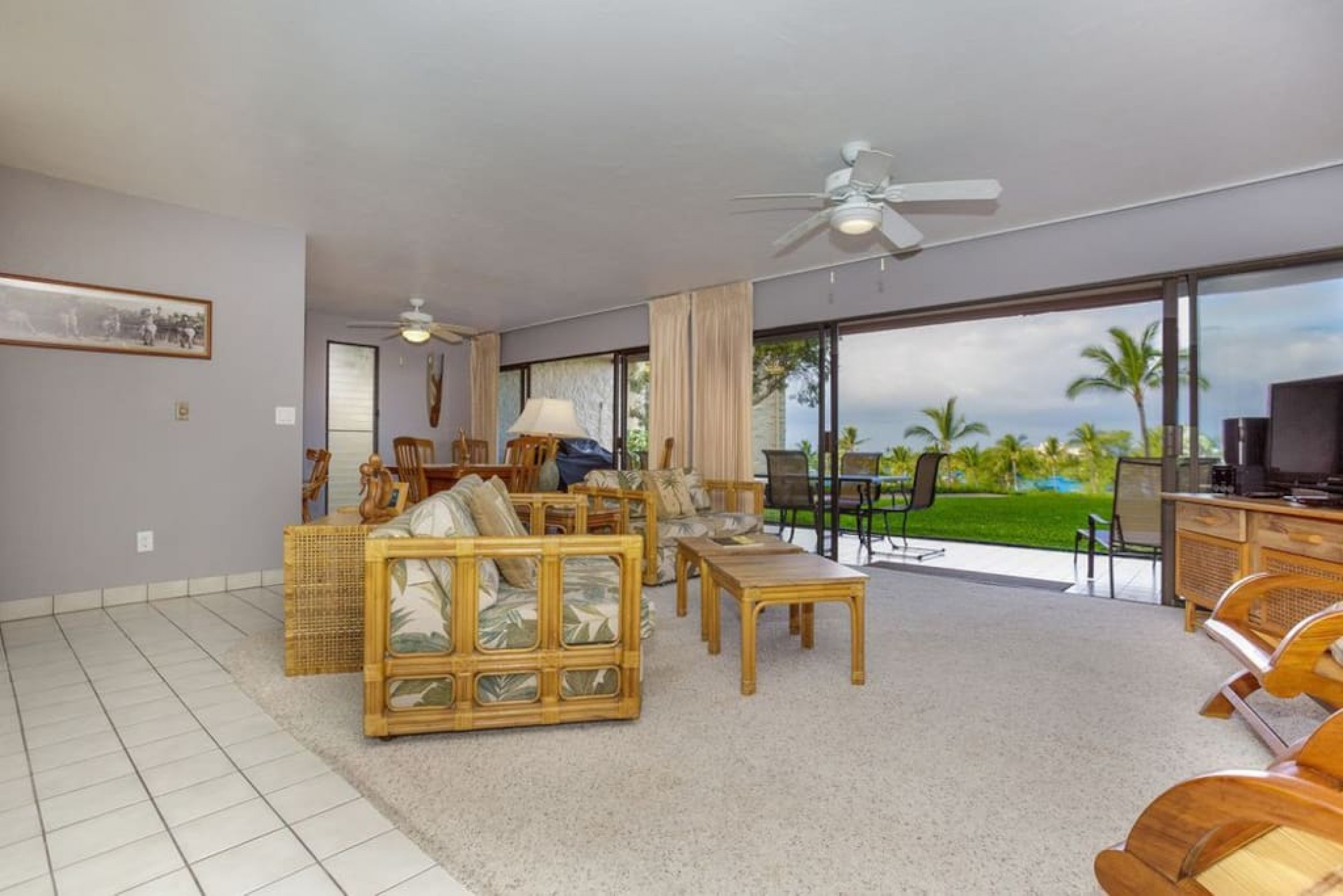 Keauhou Punahele A104 - Cozy Island Themed 2 Bed 2 Bath